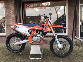 KTM 450 SX-F Factory Edition 2017