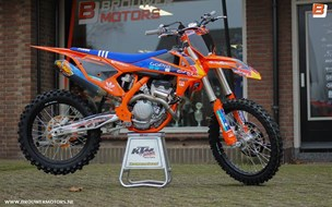 KTM 250 SX-F Factory Edition 2017 FMF