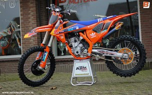 KTM 250 SX-F Factory Edition 2017