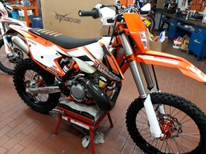 KTM 300 EXC TPI 2018 Brouwer Edition